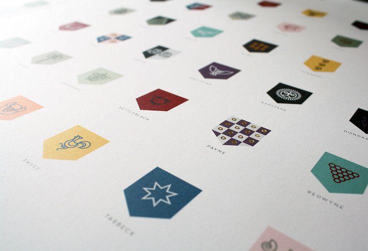 7 | A Top Nike Designer Rebrands Game Of Thrones | Co.Design: business + innovation + design