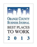Dlj Financial Named One Of Orange County S Best Places To Work 2013 By The Orange County Business Journal Best Places To Work Business Journal Orange County