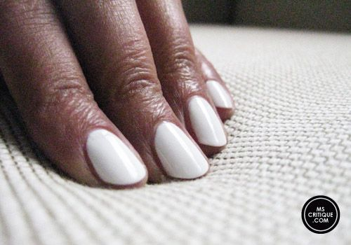 White Nail Polish On Dark Skin Quotes