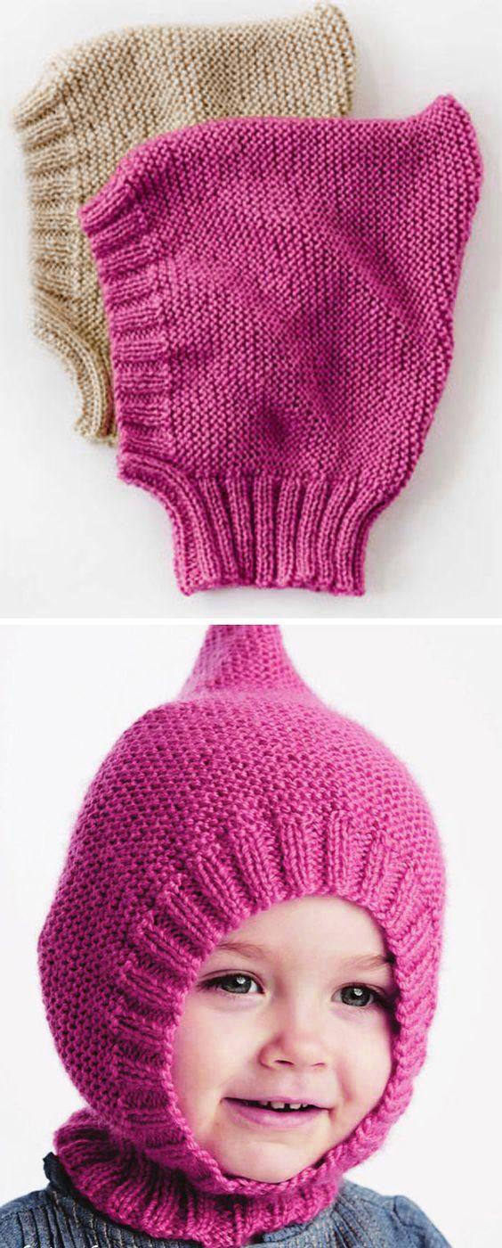 Photo of Baby Hat – Free Knitting Pattern