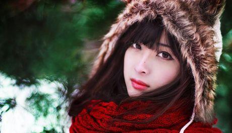 Asian national dress