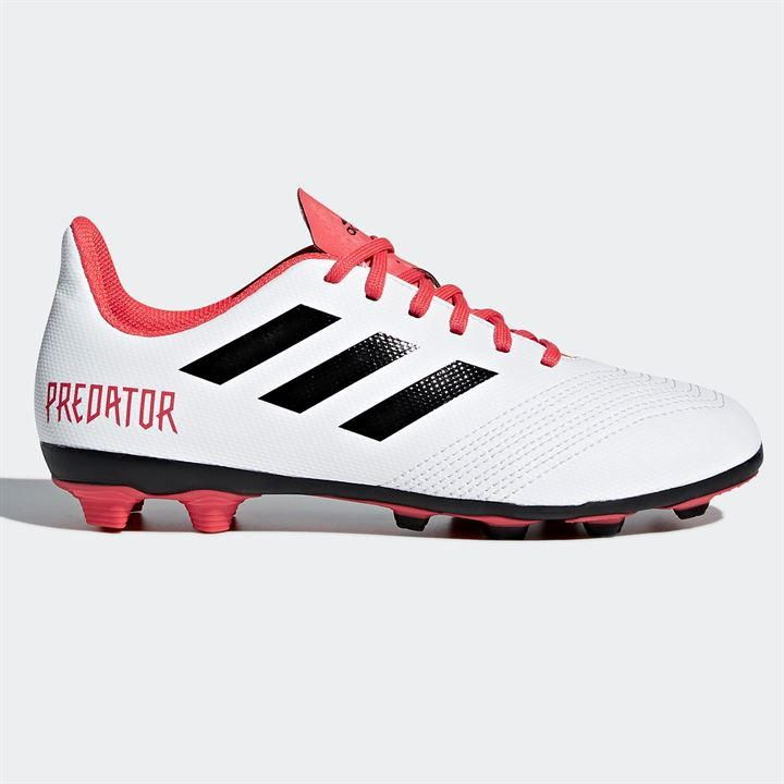 low priced e9980 d5b3c adidas Predator 18.4 Junior FG Football Boots   Firm Ground   Football  Boots Astro, Kids