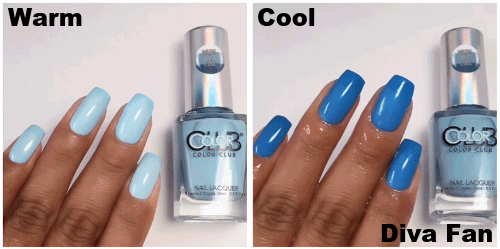 Color Club Heat Index Color Changing Mood Nail Polish Buyable