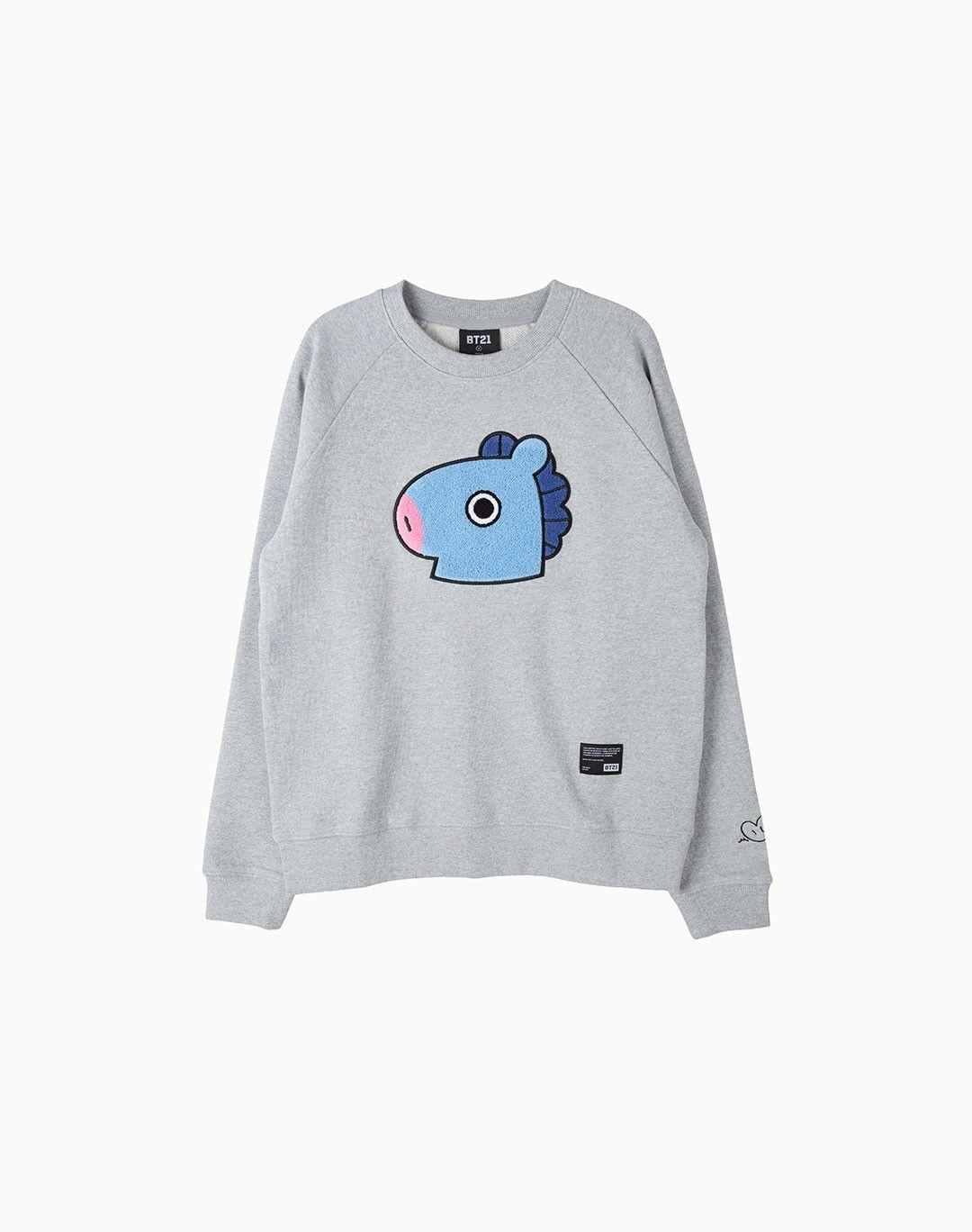 BT21 #MANG🌻SHIRT | BT21 | Bts clothing, Bts shirt, Kpop outfits
