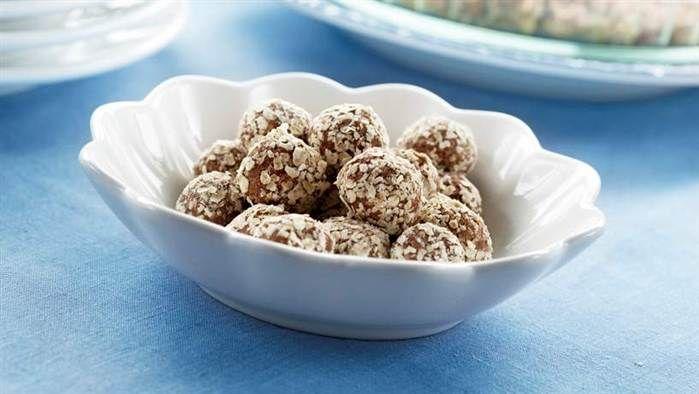 chokladbollar recept axa