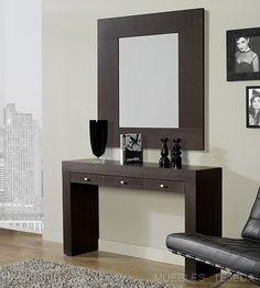 Consolas de madera modernas buscar con google mesas - Consolas modernas ...