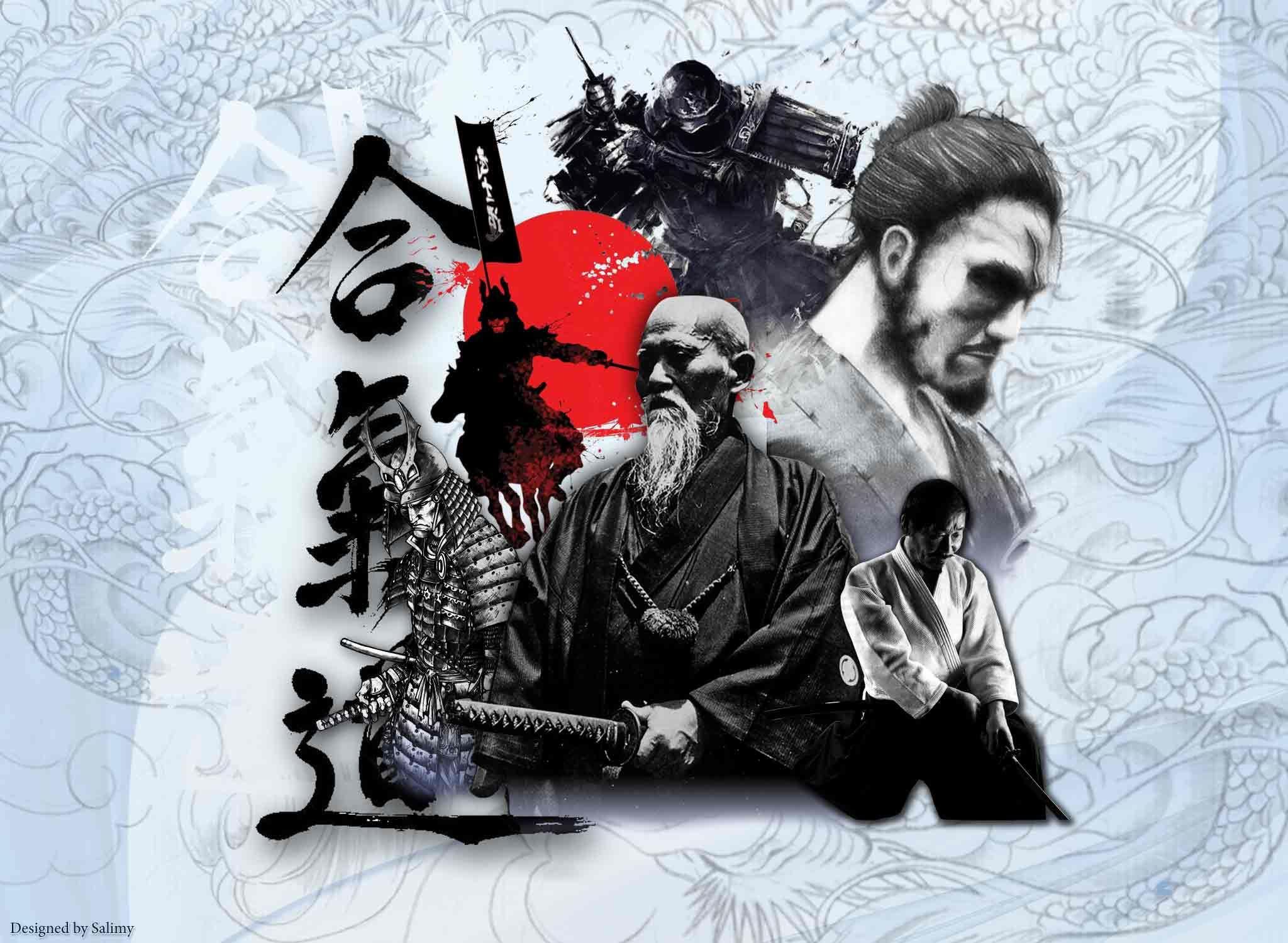 Aikido Wallpaper | Mirath-e-Samurai wallpaper - AikiWeb Aikido Image ...
