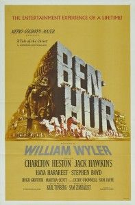 Ben Hur Is Getting A Reboot Over At MGM