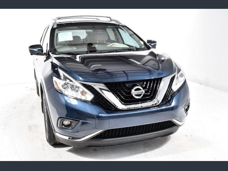 Used 2015 Nissan Murano SL for sale in Murfreesboro, TN