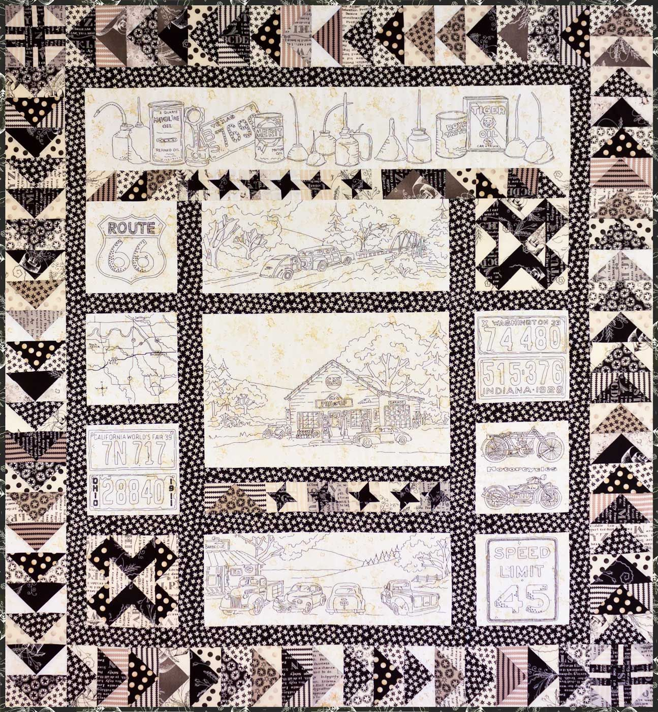 Quilt Pattern Vintage Tin Quilt Patterns Quilts Embroidery Patterns Vintage