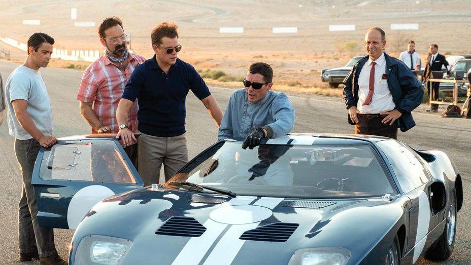 Ford Vs Ferrari Movie Review In 2020 Ferrari Carroll Shelby Ford