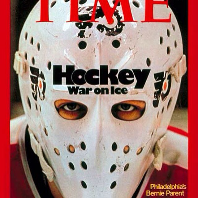 Flyers Hockey Nhl Philadelphia Test Your Flyers Knowledge With Today S Trivia Questions At Broadstbully Sport Bernie Parent Goalie Mask Philadelphia Flyers