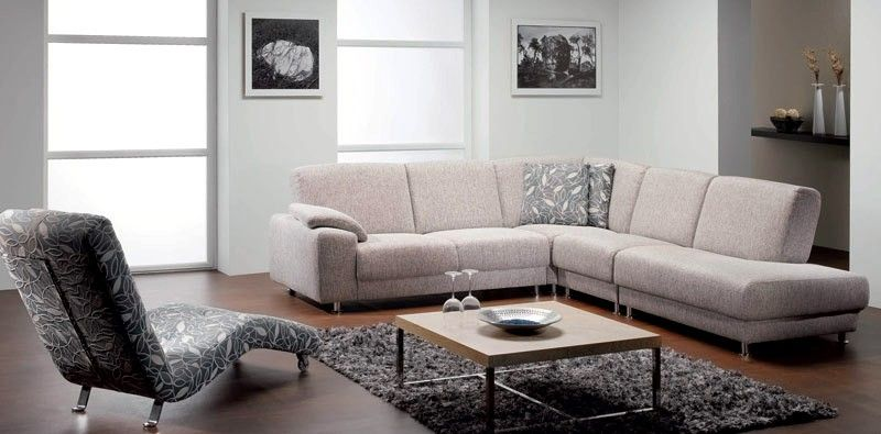 Beautiful Stella Sectional Sofa By ROM, Belgium Available In Different Sizes, And  Fabrics. Please