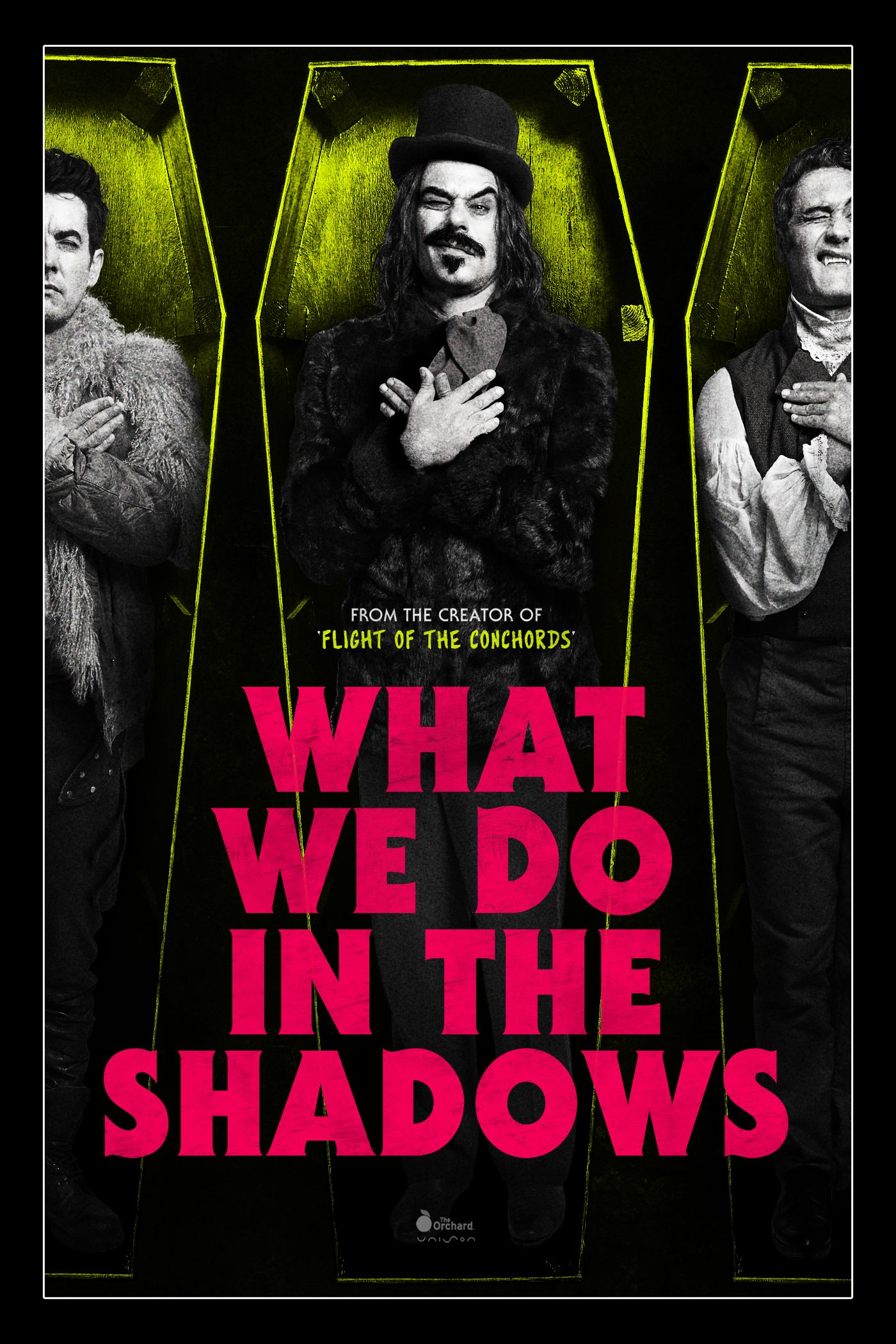 What We Do In the Shadows (2014) dir. Jemaine Clement, Taika Waititi