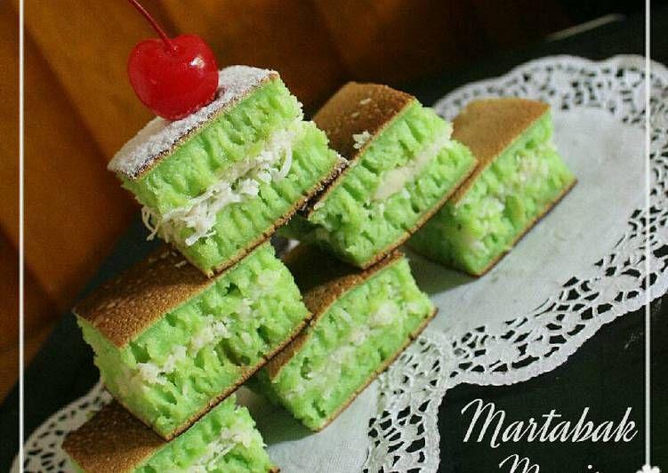 Resep Martabak Manis Teflon Terang Bulan Lembut Menul Oleh Kheyla S Kitchen Resep Resep Lembut Manis