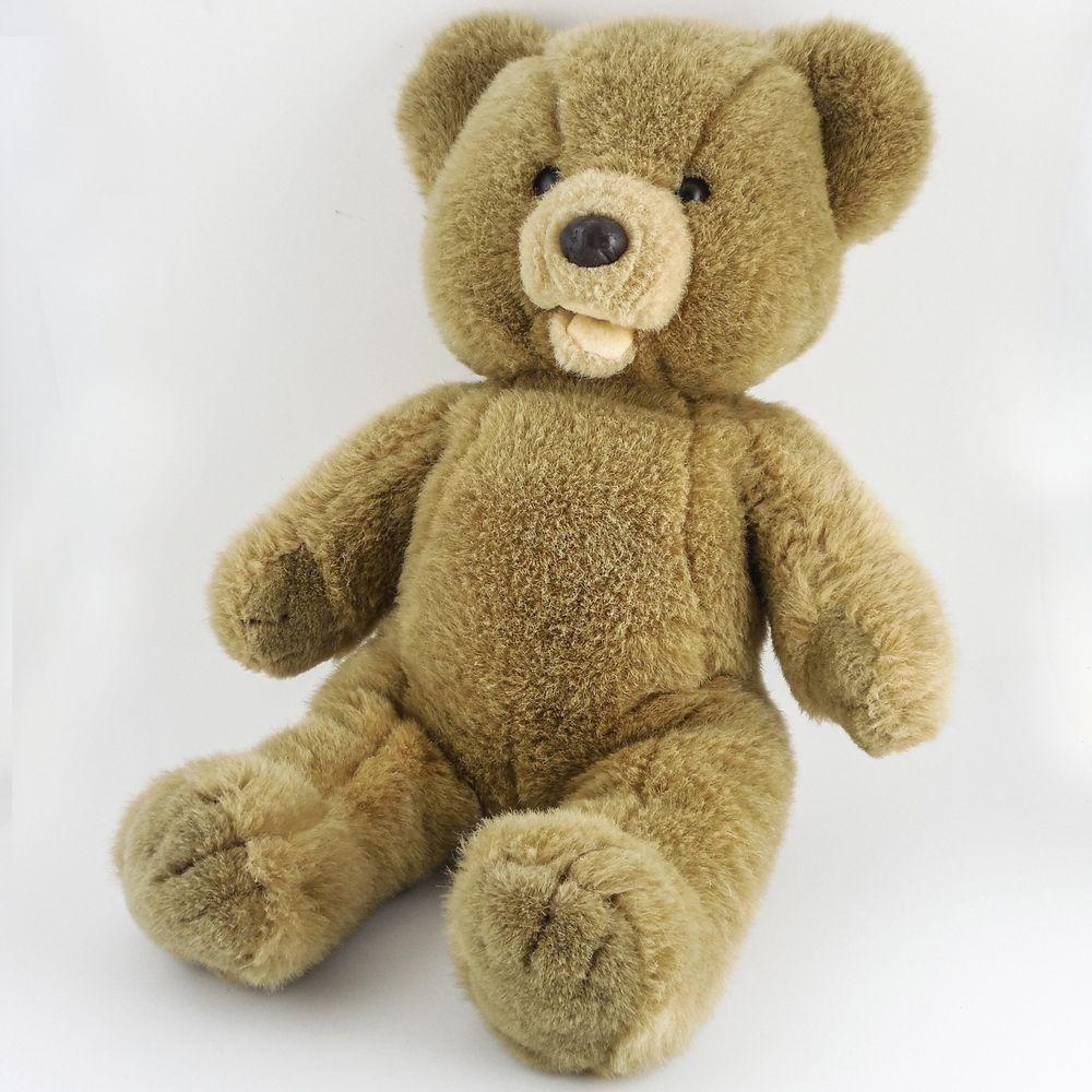 Pete Repeat Mars Toys Plush Talking Teddy Bear C1985 Rare Talks Marstoysinternational Alloccasion Talking Teddy Bear Toys Teddy Bear