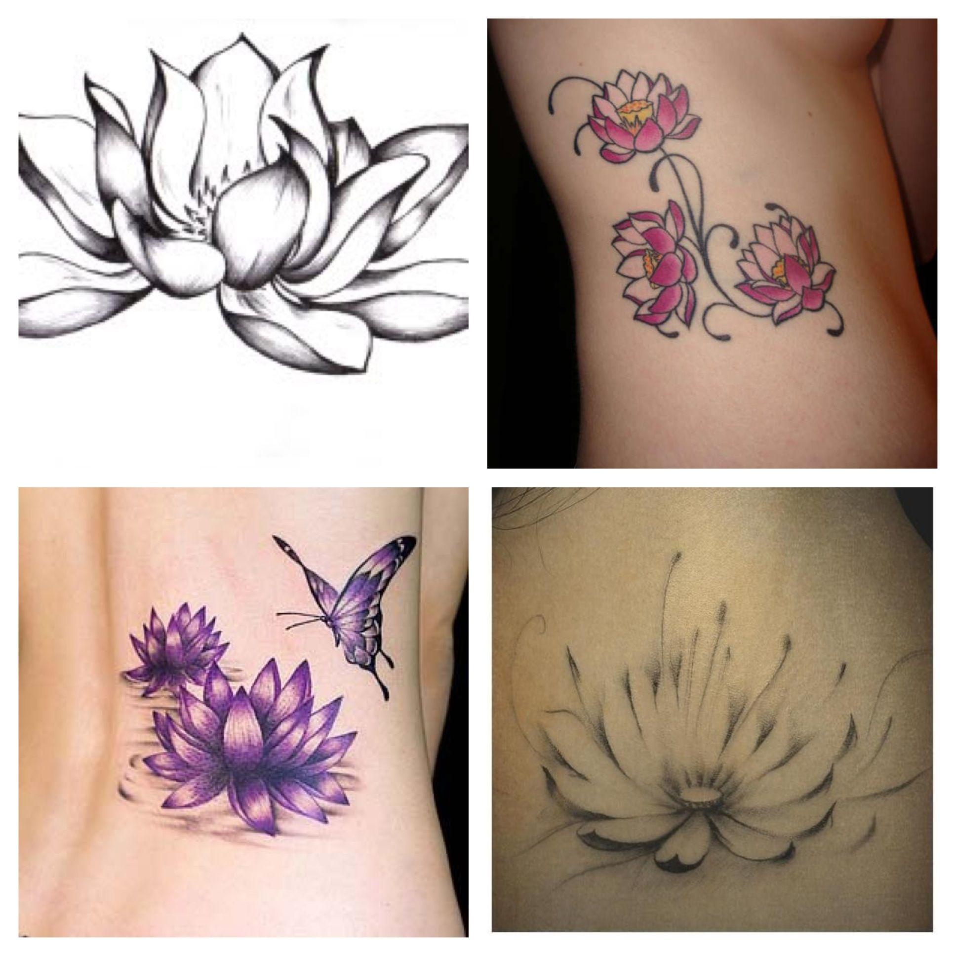 Lotus flowers Lotus tattoo, Tattoos, Flower tattoo