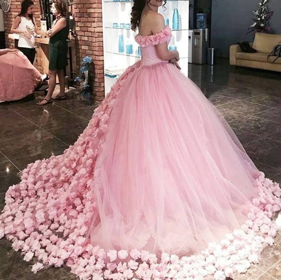 Fairytale Sweet 16 Dresses
