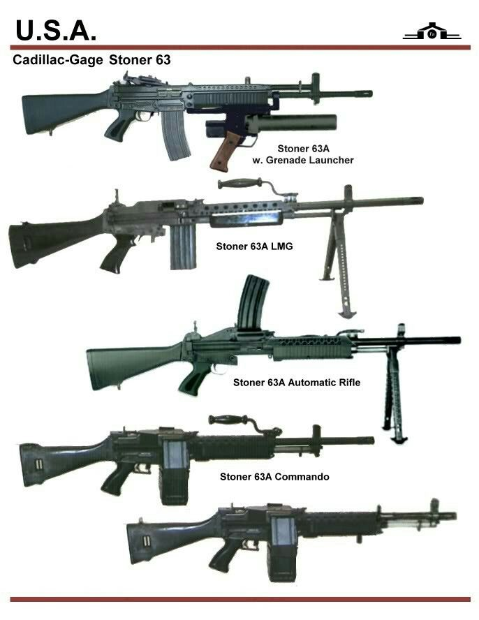 Stoner 63 modular weapon system vapen pinterest stoner 63 stoner 63 modular weapon system altavistaventures Image collections