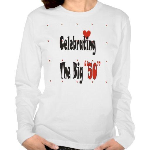 Celebrating the Big 50 Shirts