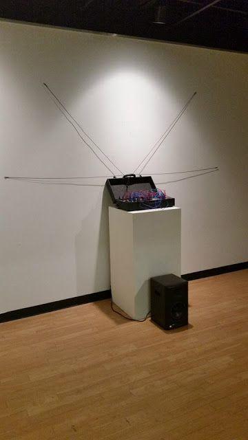 "MATRIXSYNTH: ""Composing Radio"" - Installation and Performance F..."
