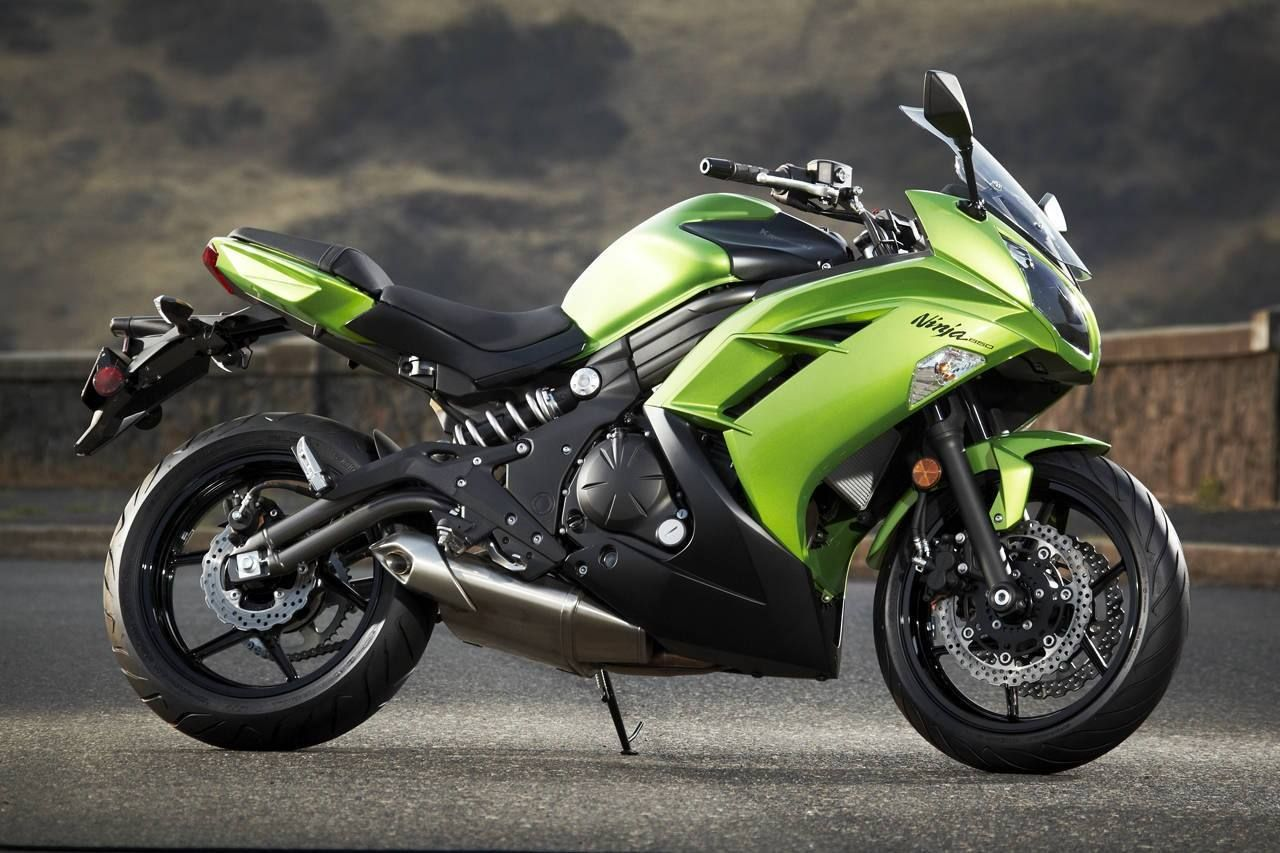 Awesome Kawasaki Ninja 650 HD Wallpaper For Background