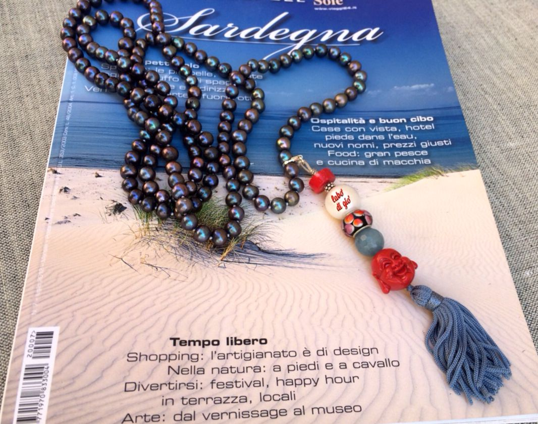 Mala Beads Buddha Necklace Win