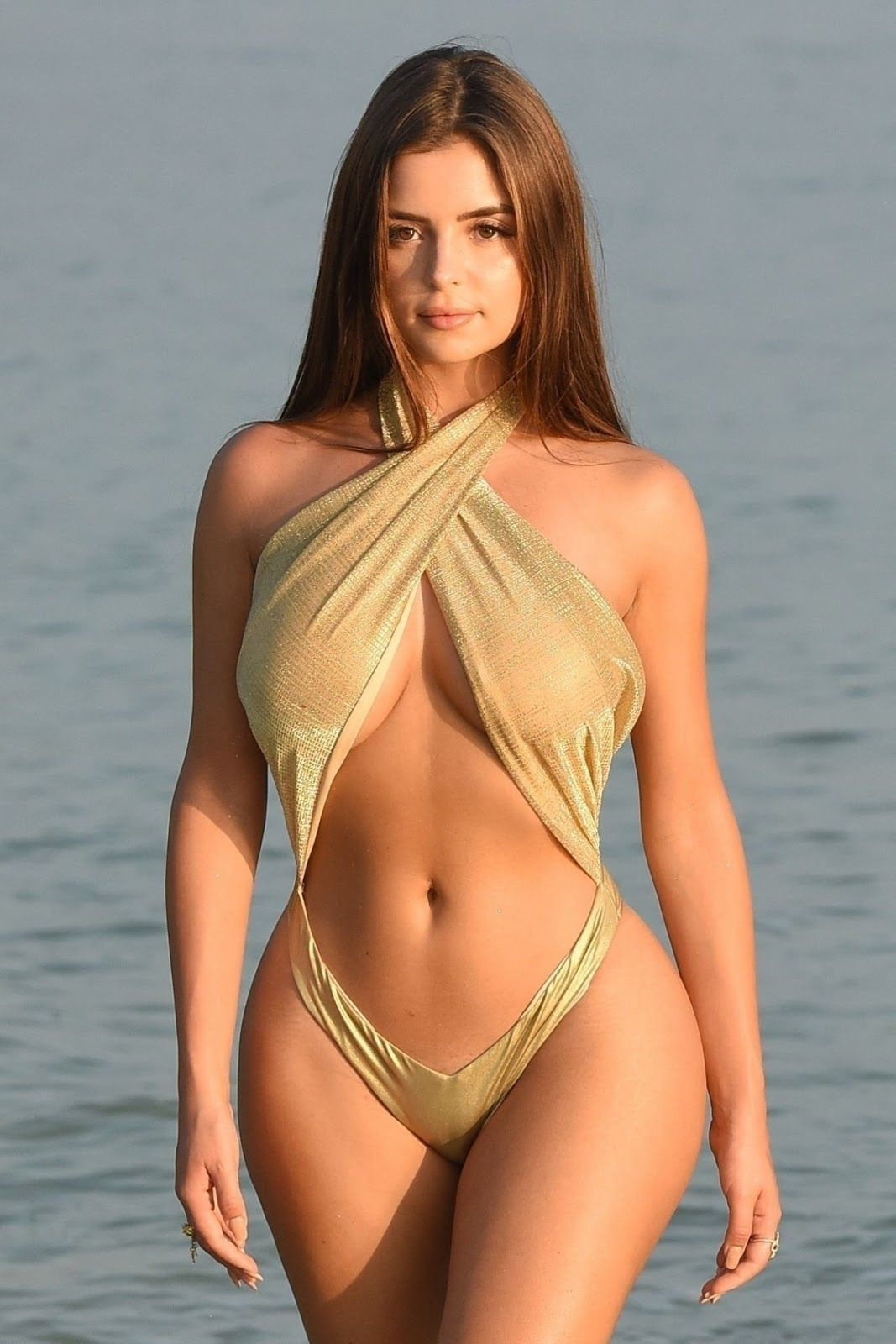 59f5ea2b022 post-feature-image | Demi Rose | Gold swimsuit, Demi rose, Demi rose ...
