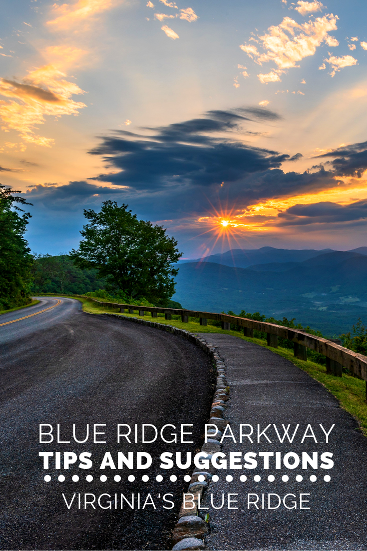 Blue Ridge Parkway Tips & Suggestions
