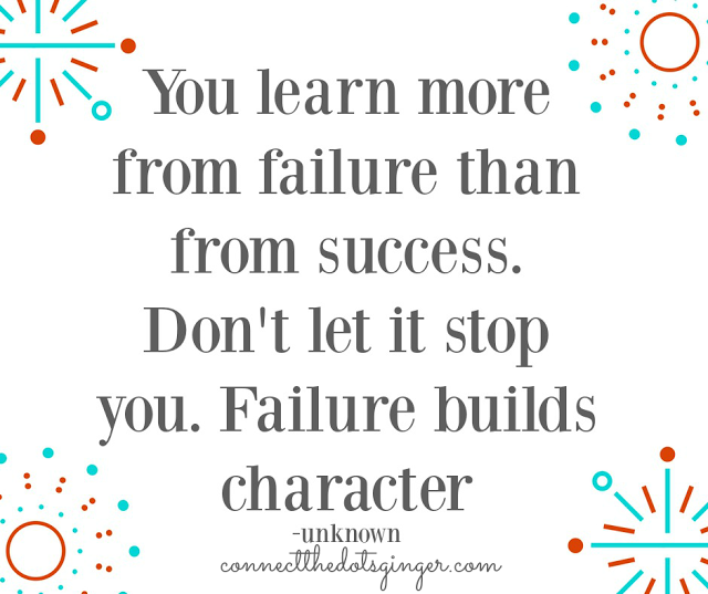 5 Lessons Learned From Failing Lessons Learned Learning Lesson
