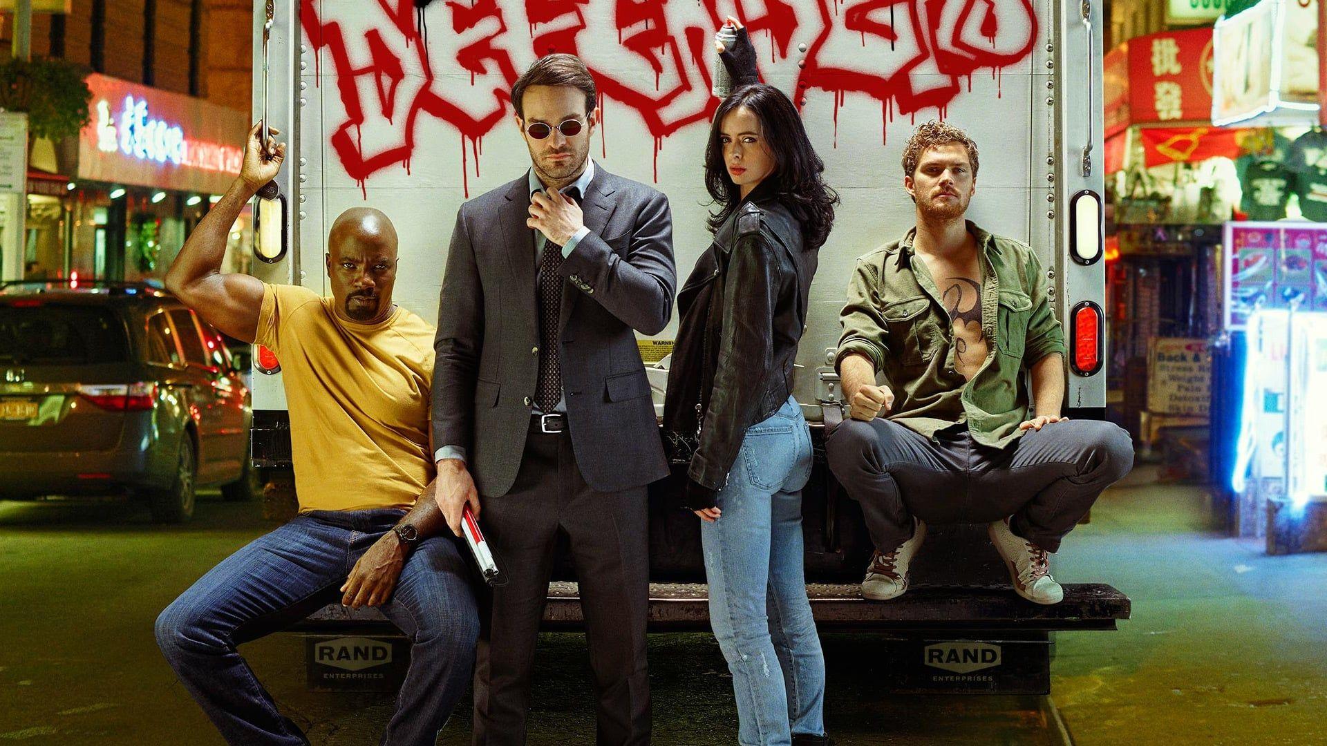 Watch Marvel\'s The Defenders 2017 Online Free | PutLocker ...