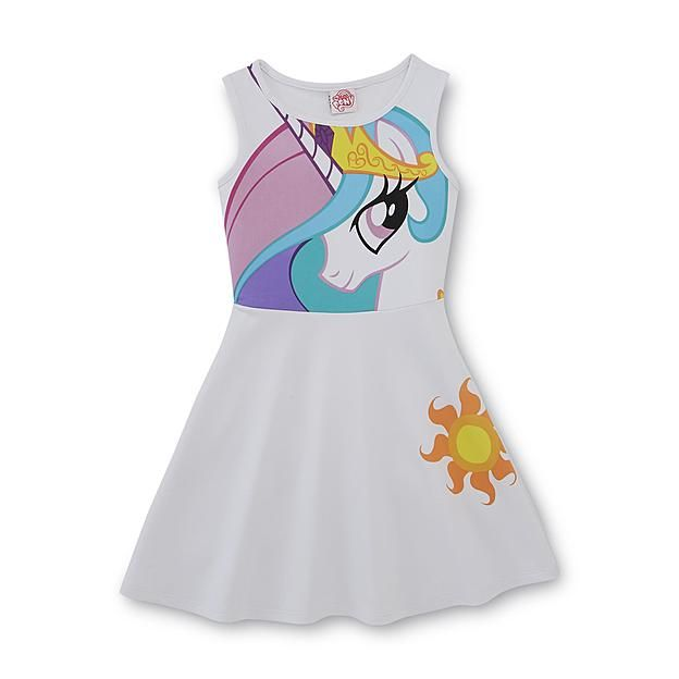 03a2027d0956f My Little Pony Fit & Flare Dress - Princess Celestia | Baby Girl ...