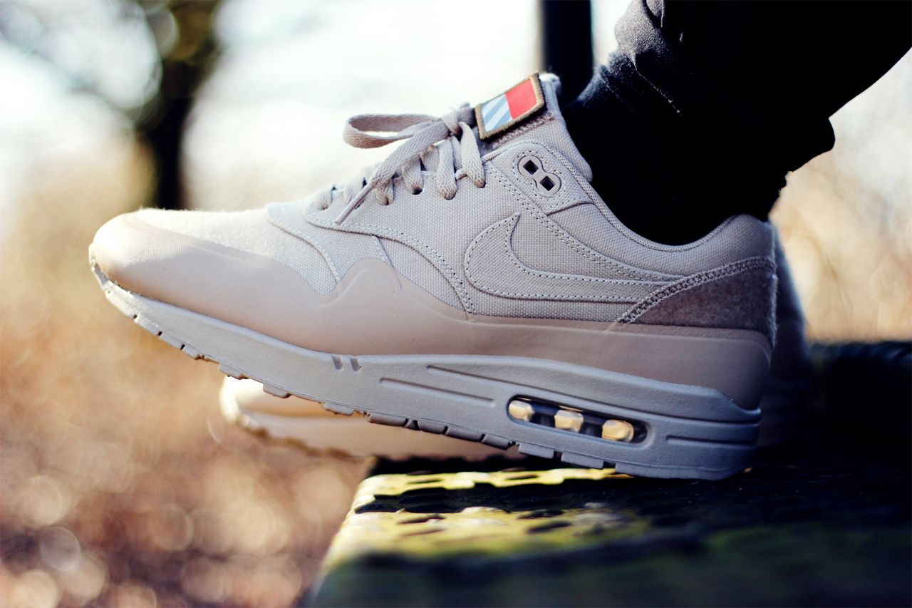 Nike Air Max 1 'Patch Pack' Sand