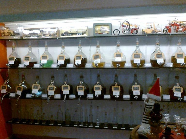 Flaschengeist Shop Interlaken -