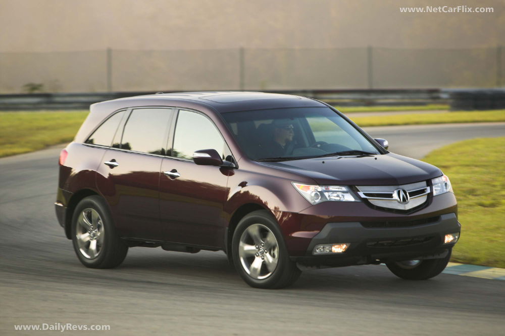 2007 Acura Mdx Hd Pictures Specs Information And Videos Dailyrevs Acura Mdx Acura Car Gallery