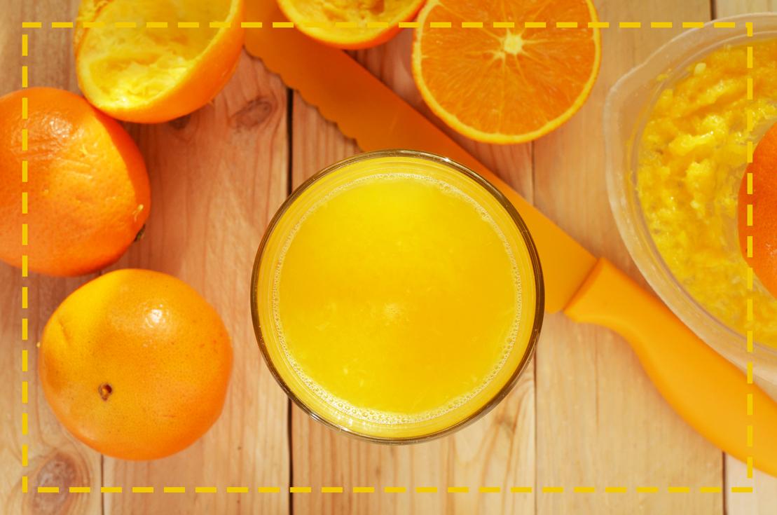 Szklanka pomarańczy dziennie pomoże wprawić w dobry nastrój <3