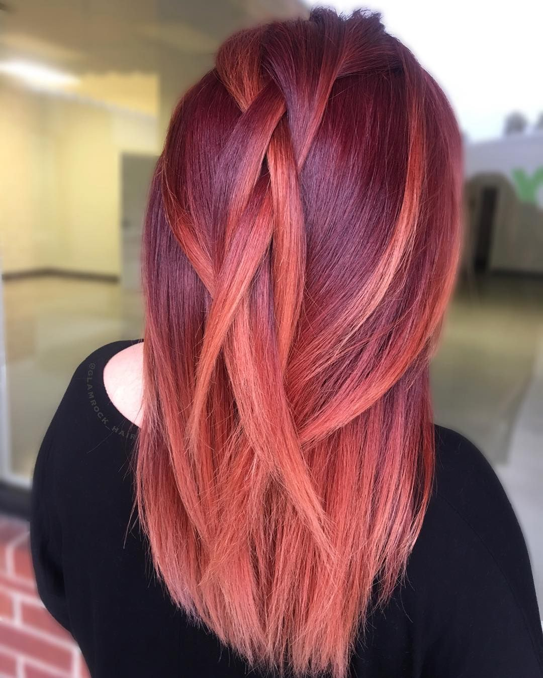 Pin by tressly on cute colors pinterest dye hair and pretty hair
