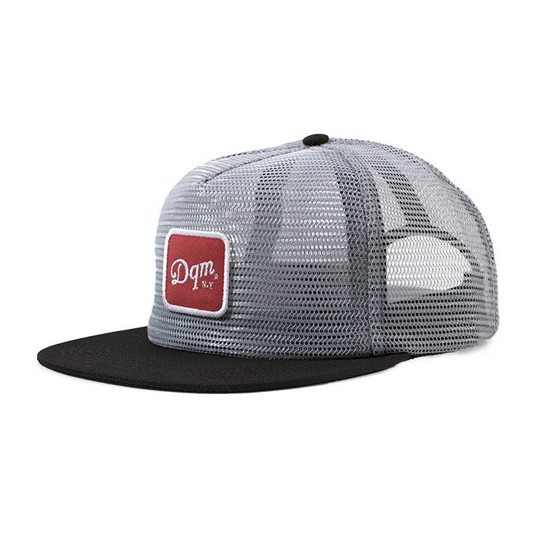 DEARBORN FULL MESH CROWN SNAPBACK HAT  d3c74976f74e