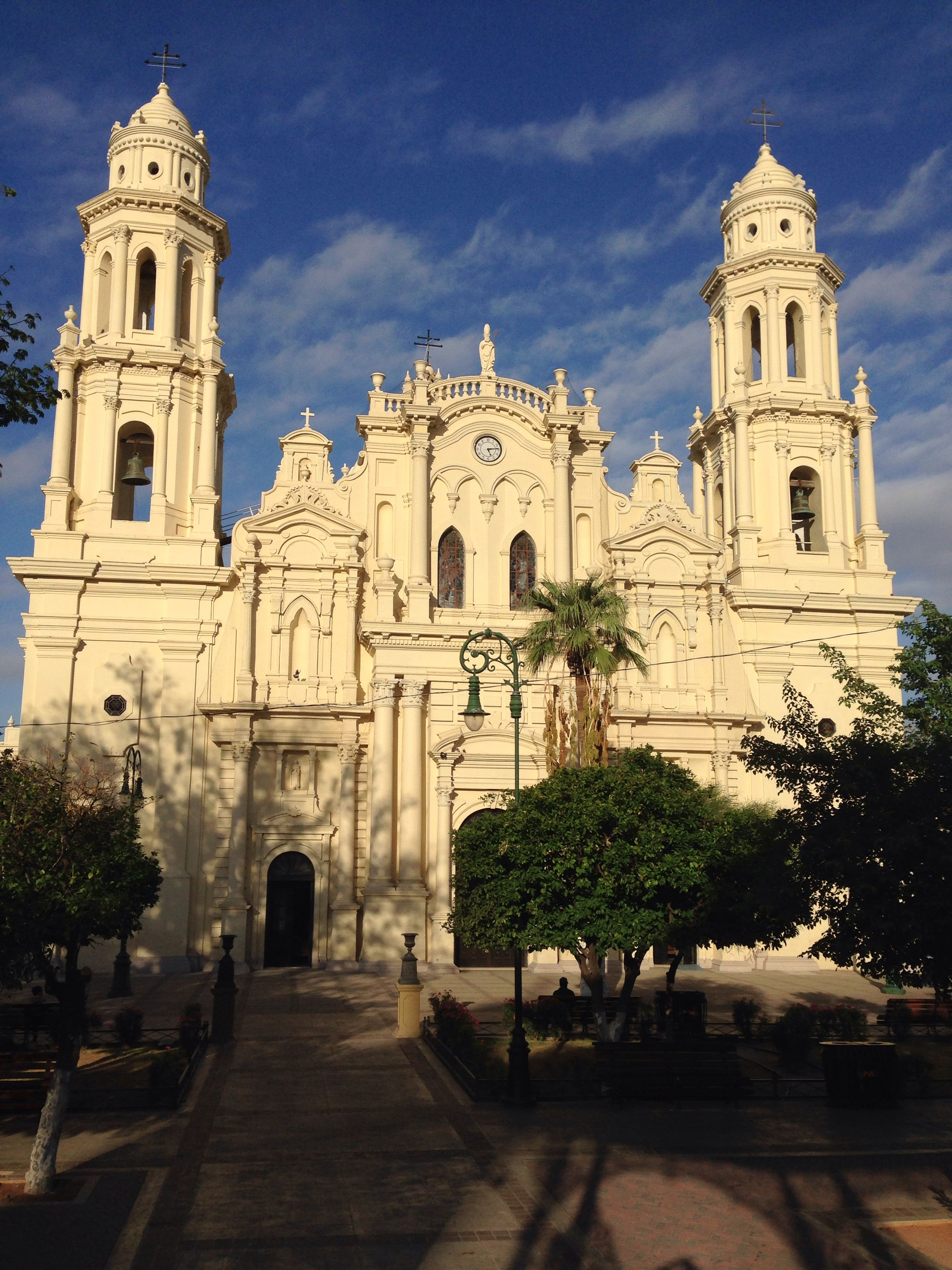 La Catedral De Hermosillo Sonora Dedicada Virgen