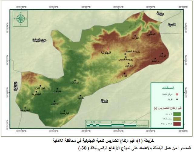 الجغرافيا دراسات و أبحاث جغرافية استخدام المرئيات الفضائية في تحديث الخريطة الطبوغر Geography Map Places To Visit