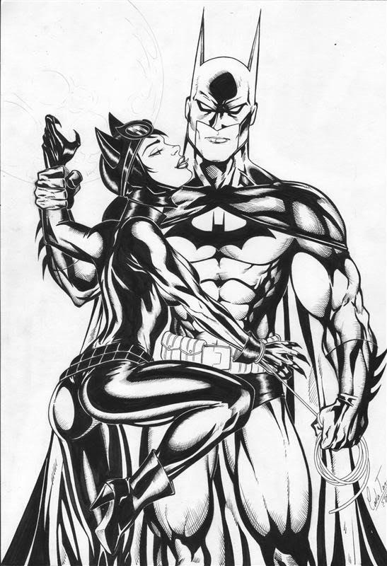 Catwoman Und Batman