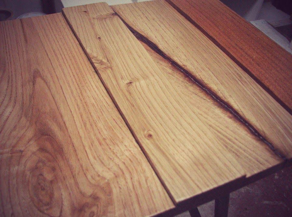 Puerta con textura construida con madera de casta o muebles pinterest casta o textura y Madera de castano