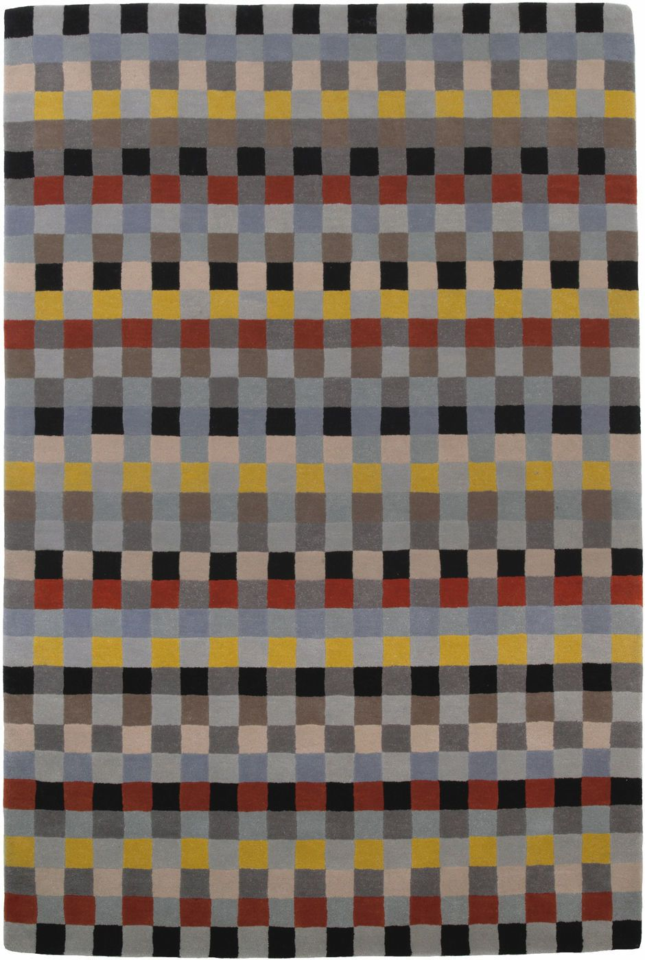 Anni Albers, Design for Rug, 1927, Harvard | Weave ...