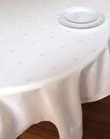 Tablecloths .