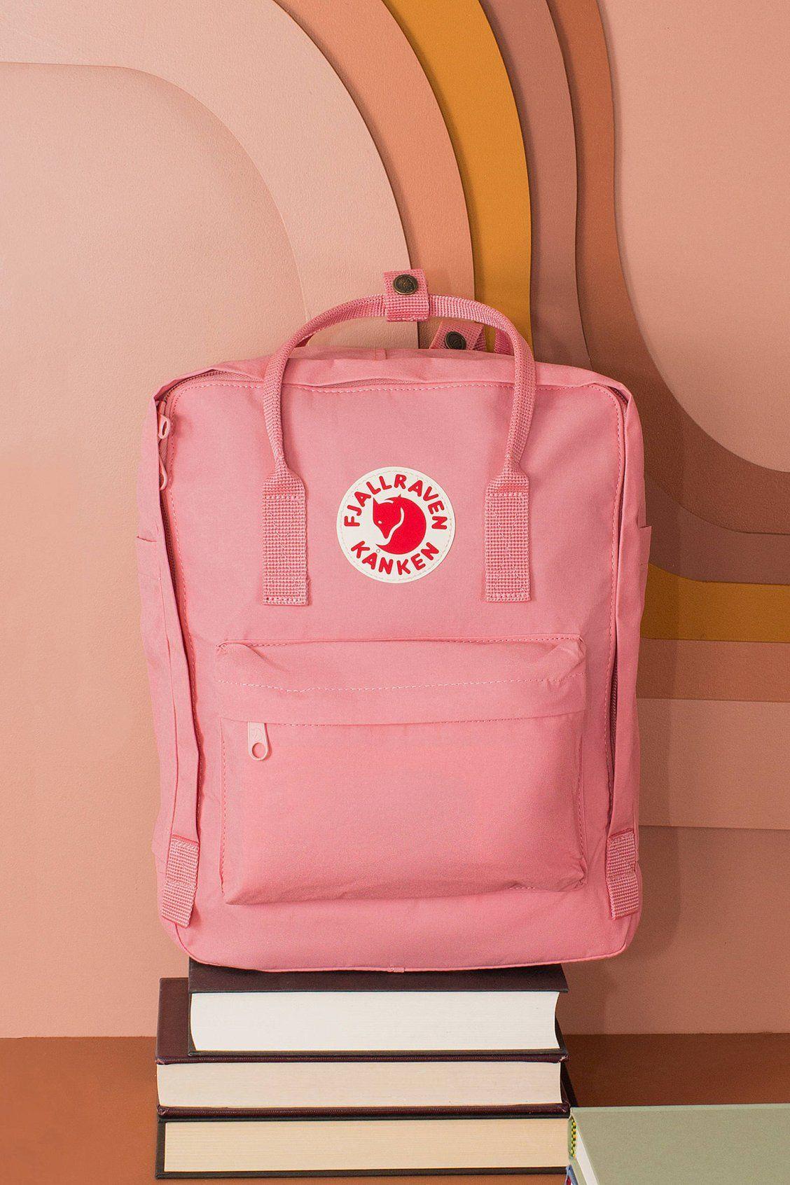 Fjallraven Classic Kanken Backpack Kanken Backpack Bags Fjallraven Kanken