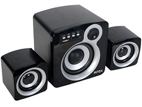 Intex it  channel multimedia speakers grey and black subwoofer speaker also affiliatebabba myoffersfortoday on pinterest rh