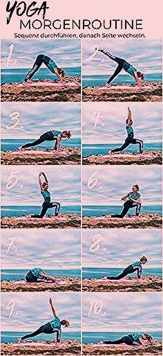 Yoga Morgenroutine - 10 Übungen für einen tollen Start in den Tag