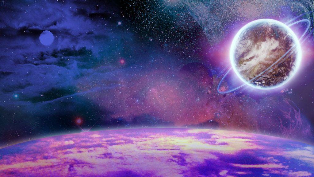 Universum by DarthBooBoo