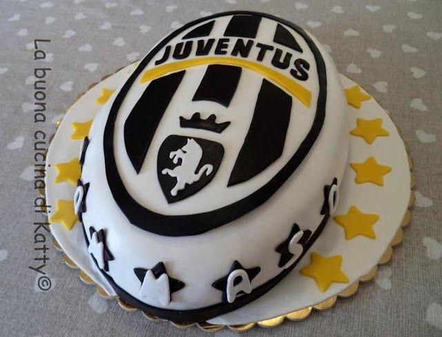 Katty 39 s cakes le torte di katty juventus cake torta for Decorazioni juventus per torte