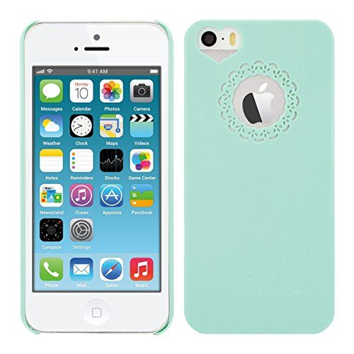 Iphone 5 Farben.Kwmobile Hardcase Herz Design Für Apple Iphone 5 5s In